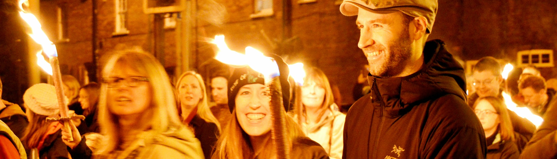 Wokingham Bonfire Night Procession